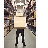 Logistics, Sending, Merchandise, Mail Order Company