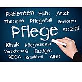 Pflege & Fürsorge, Soziales, Pflege, Altenpflege