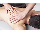 Massage, Rückenmassage, Manuelle Therapie, Chirotherapie