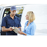 Delivery person, Delivery, Parcel service