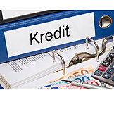 Money & Finance, Credit, Folder