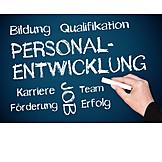 Job & Profession, Staff Development