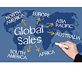 Handel, Globalisierung, Welthandel