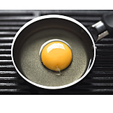 Egg, Fried egg