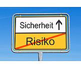 Danger & Risk, Risk, Safety