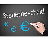 Money & Finance, Tax, Notice Of Assessment