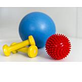 Sportgerät, Massageball, Physiotherapie, Igelball