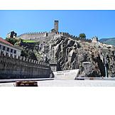Fort, Ticino, Castelgrande
