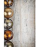 Copy Space, Christmas, Christmas Ball