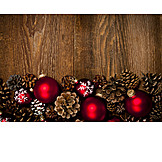 Copy Space, Christmas, Christmas Decoration