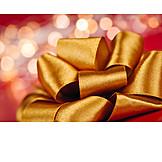 Christmas, Bow, Christmas Present, Bow