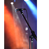 Music, Microphone