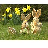 Easter, Easter Bunny, Easter Decoration