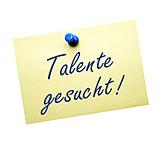 Karriere, Stellenangebot, Talent