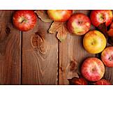 Apple, Autumn