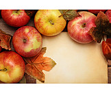 Apple, Autumn, Recipe