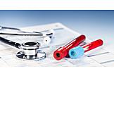 Healthcare & Medicine, Blood Sample, Blood