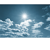 Sun, Sky Only, Weather