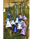 Christmas, Bells, Christmas Bell