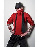 Mann, Individualität & Einzigartigkeit, Mode, Style