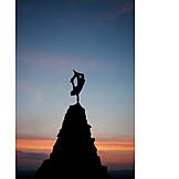Freiheit & Selbständigkeit, Lebensfreude, Akrobatik, Handstand