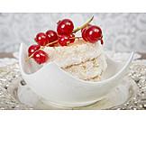 Cake, Tartlet, Coconut cake