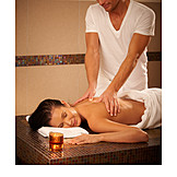 Wellness, Massage, Wellnessurlaub