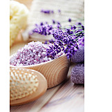 Wellness & relax, Lavender, Bath salt
