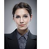 Business Woman, Portrait, Application Photo