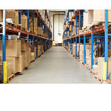 Logistics, Warehouse, Warehouse