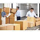 Besprechung & Unterhaltung, Logistik, Lagerist, Lageristin, Versandhandel
