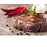 Meat, Steak, Beef Steak