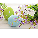 Easter, Easter greeting, Happy easter