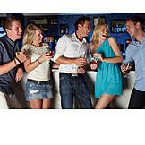 Nachtleben, Party, Bar, Ausgehen