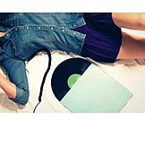 Musik, Freizeit & Entertainment, Schallplatte, Musik Hören