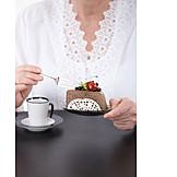 Essen & Trinken, Süßspeise, Tortenstück