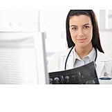 Job & Profession, Healthcare & Medicine, Doctor