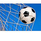Soccer, Gate, Goal Kick