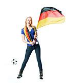 Wm, Soccer fan, German fans, Em