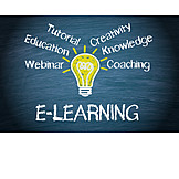 Learning, E Learning