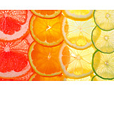 Fruit, Orange, Citrus Fruit, Lemon