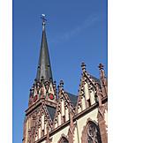 Church, Dreikönig church