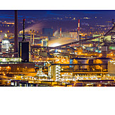 Industry, Industrial Plant