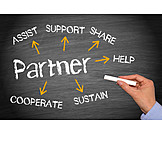 Teamwork, Strategy, Advice, Cooperation, Relationship, Business Partnership, Consultancy