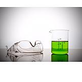 Chemie, Schutzbrille, Chemikalie, Labor