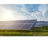 Renewable Energies, Solar Plant, Solar Park