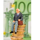 Pensioner, Pension