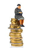 Pension, Old-age Poverty