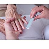 Manicure, Old Care