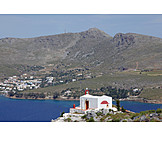Greece, Chapel, Leros
